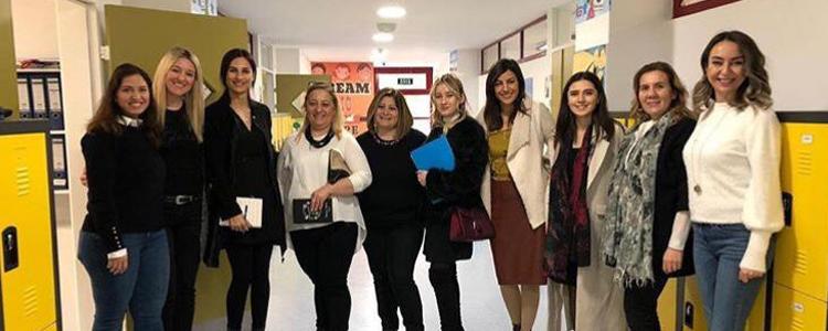 Ezgililer Eğitim Kurumları'ndan IB PYP Okulu olan Irmak ve Yönder Okullarına Ziyaret